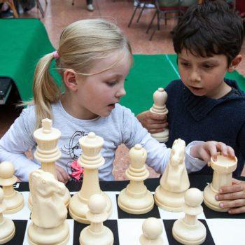 schaken op de denksportdag 2016